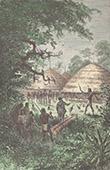 Amerindiens - Wayana - Exorzismus (Bergland von Guayana)