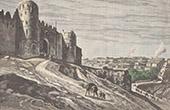 View of Attock - Fortress - Punjab (Pakistan)