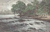 Fluss Oyapock (Französisch-Guayana)