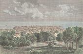 Ansicht von Panama-Stadt (Panama)