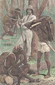 Indianer - Ethnische Gruppe - Caucheros (Panama)