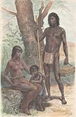 Indianer - Oyampis (Französisch-Guayana)