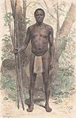 Indianer - Apatou (Französisch-Guayana)