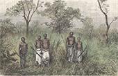 Etnisk Grupp - Ursprungsbefolkning i Ouzaramo - Bantu (Tanzania)