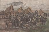 Tortur in Igavere (Estland)