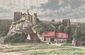 Schloss von Montaigle - Namur (Belgien)