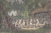 Tänze von Junge Mädchen (Wallis-Inseln)