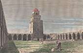 Great Mosque of Kairouan - Minaret (Tunisia)