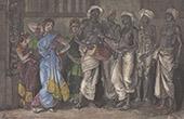 Devadasis in Tamil Nadu - Tanz - Hinduismus (Indien)