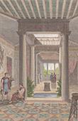 Italie Antique - Empire Romain - Maison Romaine - Atrium