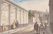 Italie Antique - Empire Romain - Album - Muraille (Pomp�i)