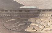 Ancient Italy - Roman Empire - Amphitheatrum Flavium - Colosseum - Roman Coliseum (Rome)