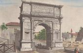 Italie Antique - Empire Romain - Forum Romain - Forum Romanum - Arc de Titus (Rome)