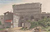 Ancient Italy - Roman Empire - Aqueduct - Aqua Claudia - Porta Maggiore (Rome)