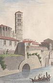 Ancient Italy - Cloaca Maxima - Tiber - Roman Forum - Forum Romanum (Rome)