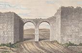 Italie Antique - Portes jumelles � Segni - Latium