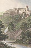 Italie Antique - Empire Romain - Villa de M�c�ne - Latium  (Tivoli)