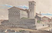 Italie Antique - Hi�ron de Signia - Temple - Latium
