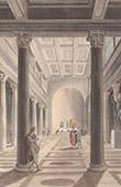 Ancient Italy - Roman Empire - Basilica - Alba - Alba Longa - Lazio