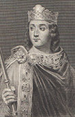 Portrait of Louis V of France (vers 967-987)