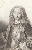 Portrait of Louis Charles Count of Eu (1701-1775)