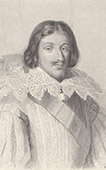 Portrait of Louis of Bourbon, Count of Soissons (1604-1641)