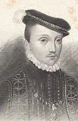 Portrait of L�onor d'Orl�ans-Longueville (1540-1573)