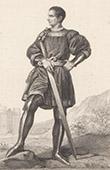 Portrait of Olivier V de Clisson (1336-1407)