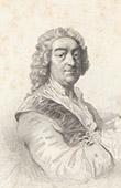 Porträt von Jean-François de Troy (1679-1752)