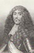 Portrait of Louis de Lorraine, Duke of Joyeuse (1622-1654)