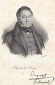 Portrait de Jacques Charles Dupont de l'Eure (1767-1855)