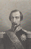 Portrait of Napoleon III of France, Emperor of the Second French Empire (1808-1873)