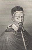 Portrait of Pope Alexander VII - Fabio Chigi (1599-1667)