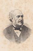 Portrait of Jules Simon (1814-1896)