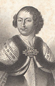 Portrait of Peter the Great - Tsar (1672-1725)