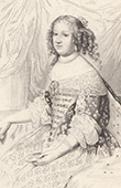Portrait of Maria Theresa of Spain (1638-1683)