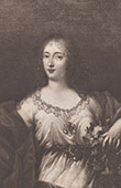 Portrait of Henrietta of England (1644-1670)