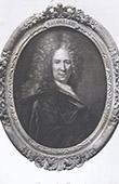 Porträt von François Mansart (1598-1666)