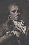 Portr�t von Marie Joseph Ch�nier (1764-1811)