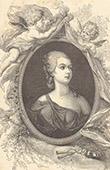 Portrait of Comtesse du Barry - Jeanne Bécu - Mademoiselle Lange (1743-1793)