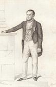 Portrait of Mortimer Ternaux (1808-1872)