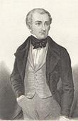 Portr�t von Adolphe Thiers (1797-1877) - Staatspr�sident von Frankreich