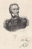 Portrait of Maximilien S�bastien Foy (1775-1825)