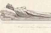 Kenotaf av Antoine d'Orléans, duc de Montpensier (1775-1807)