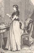 Portrait of Madame Roland (1754-1793)