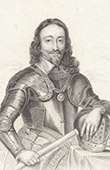 Portrait of Charles I of England (1600-1649)