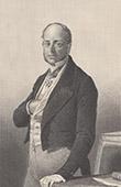 Portrait of Pierre Jules Baroche (1802-1870)