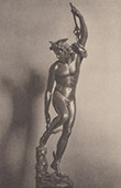 Sculpture - Statue of Mercury (Fran�ois Rude)