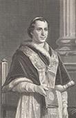 Porträt von Papst Pius IX. (1792-1878)