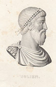 Statue - Bust - Julian - Roman Emperor (331-363)